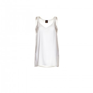 white shirt, organic bamboo viscose, fair and local produced in Berlin